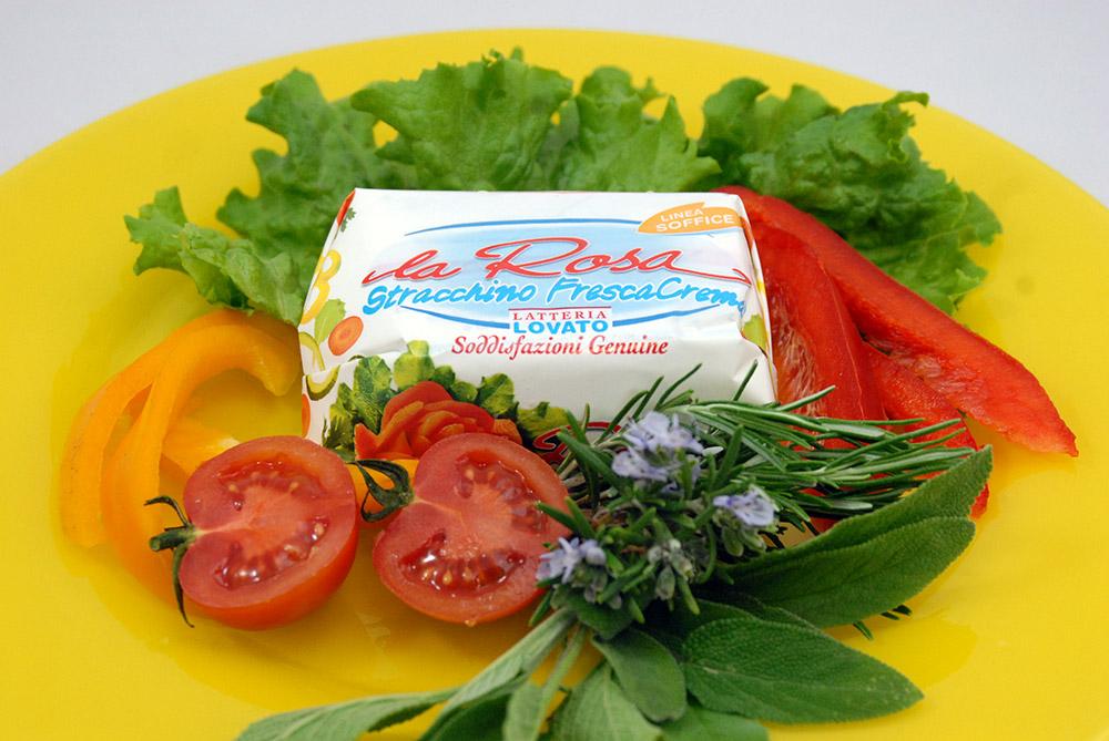 LA ROSA - Stracchino Fresca Crema
