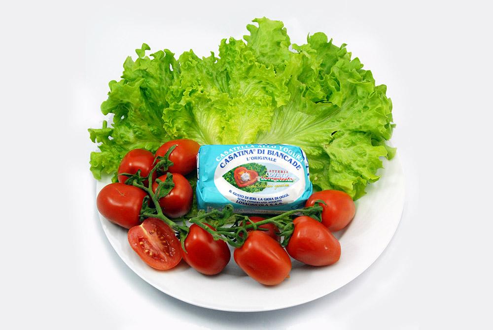 CASATINA di BIANCADE allo Jogurt